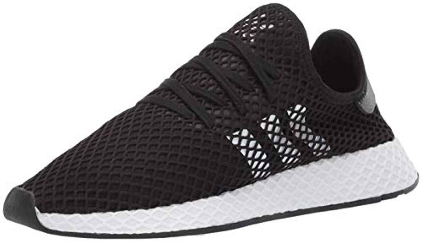 d48ec7e0f Lyst - adidas Originals Deerupt Runner in Black for Men