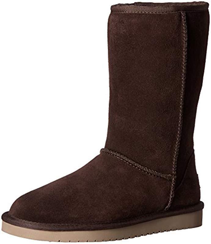 53a47bbfb6e Ugg Brown Koola Tall Boot
