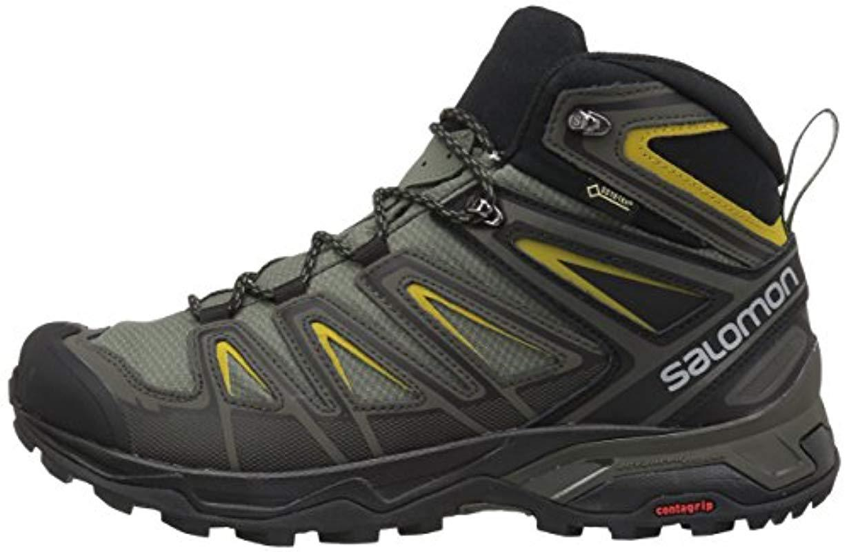 X Ultra 3 Wide Mid Gtx Hiking Boots