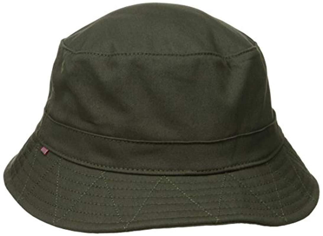 Herschel Supply Co. - Green Lake Bucket Hat for Men - Lyst. View fullscreen ef666999adb7