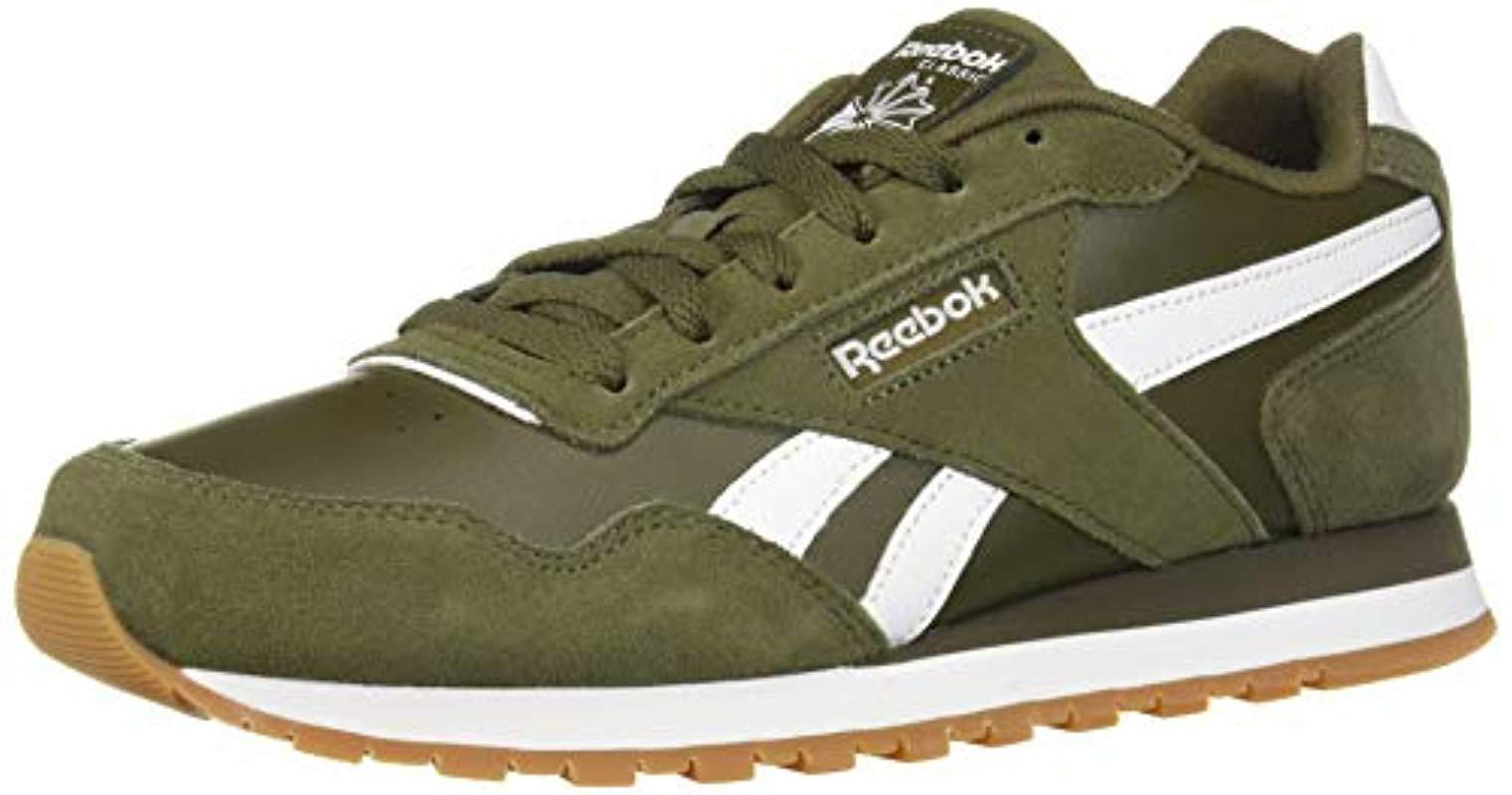 802e0ea877e Reebok - Green Classic Harman Run Sneaker for Men - Lyst. View fullscreen