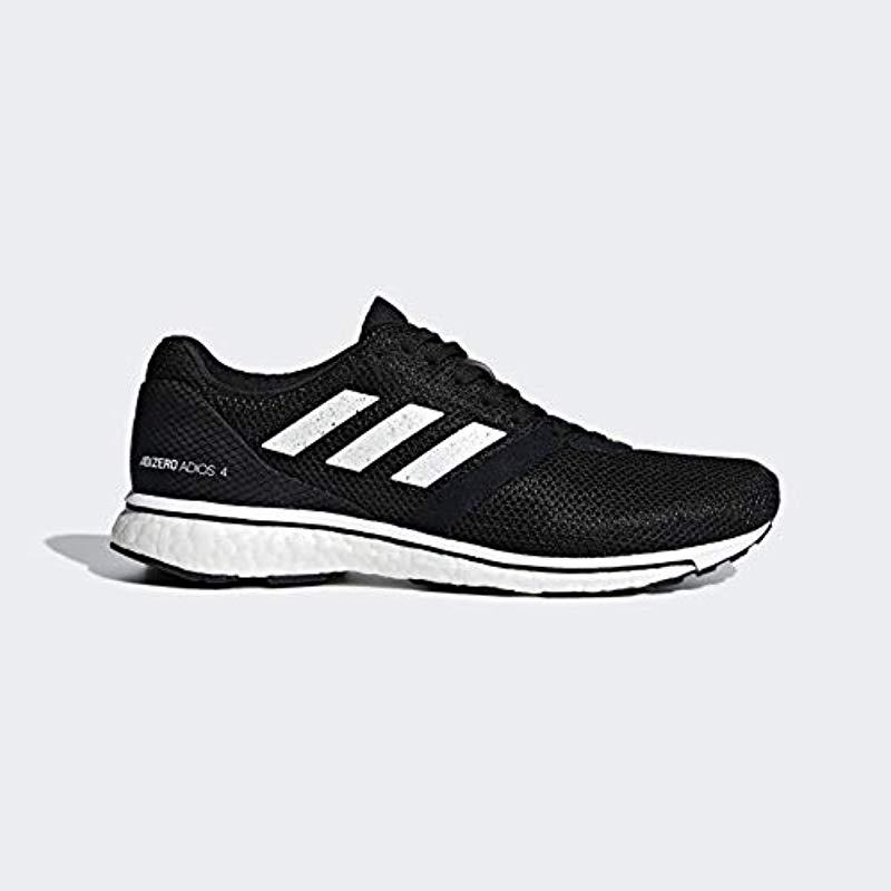 temperament shoes huge inventory wholesale sales Adizero Adios 4 Running Shoe