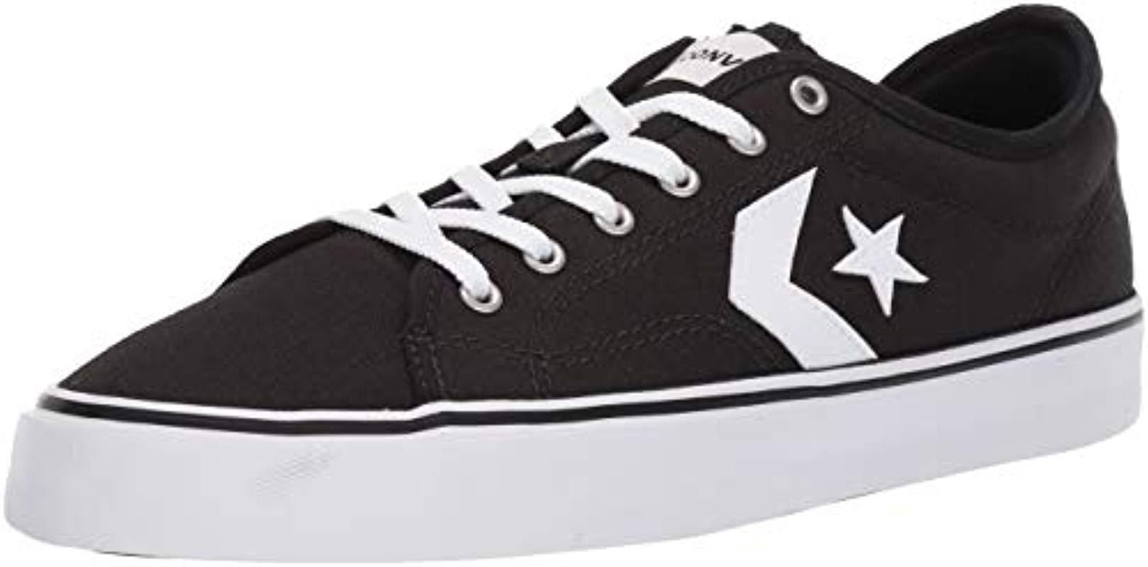 Converse Canvas Star Replay Low Top