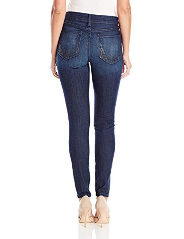 150576d00e9 Lyst - Nydj Ami Skinny Legging Jeans in Blue