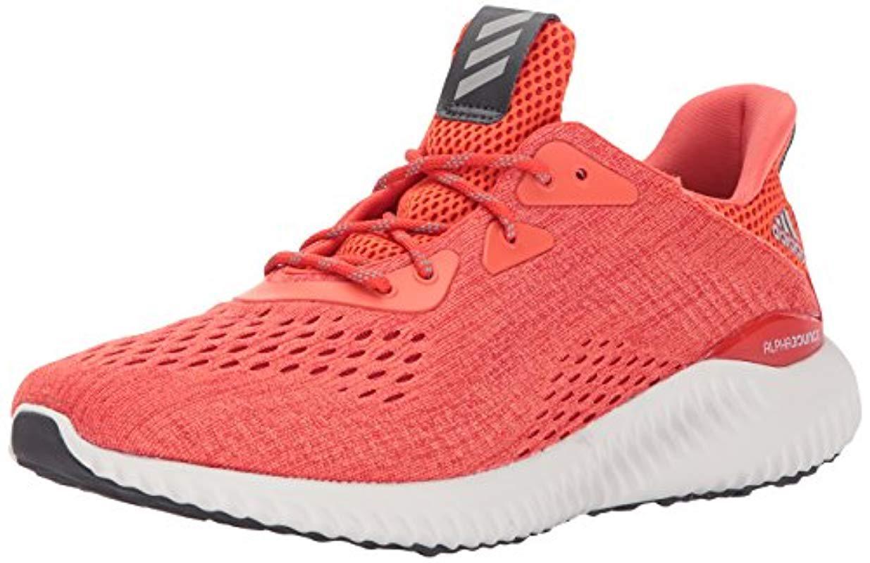 0cd456d36 Lyst - adidas Alphabounce Em M Running Shoe 10 Us for Men - Save 38%
