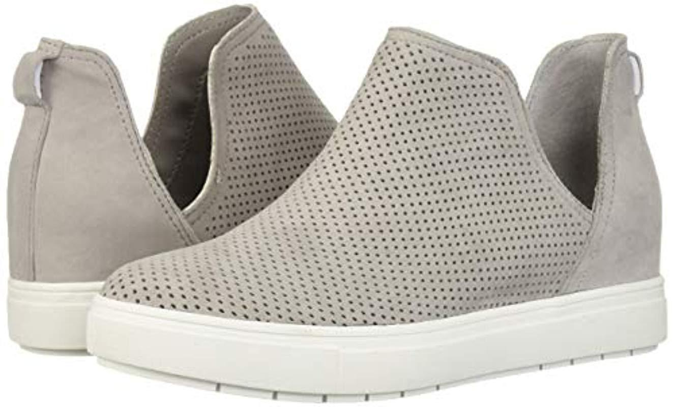 STEVEN by Steve Madden Womens Canares-p Sneaker, Nude