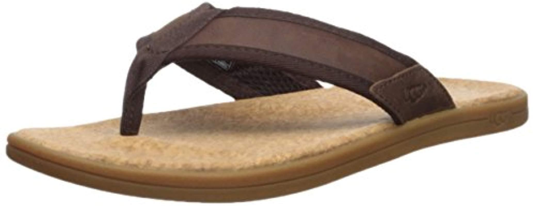 129f329e48b Men's Brown Seaside Flip Flop