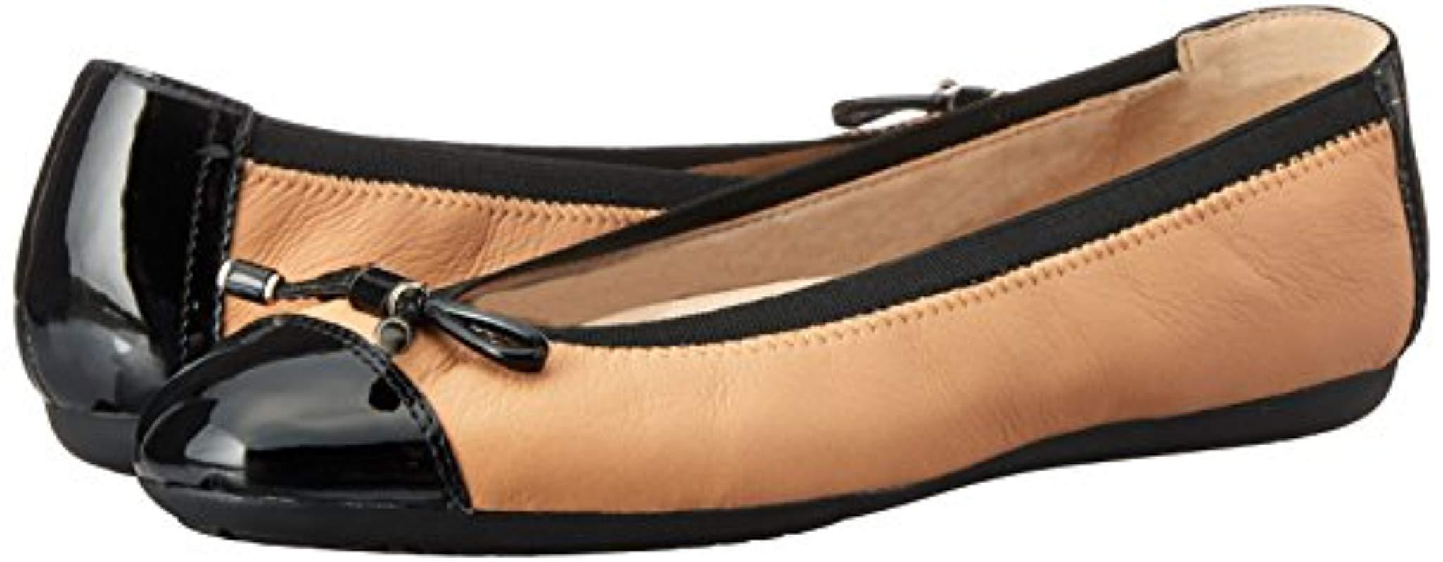 Geox Womens Wlola2fit1 Ballet Flat