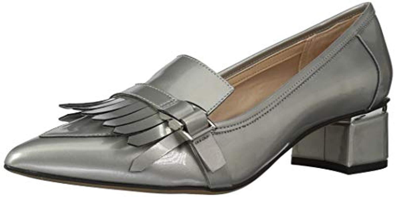 8ad1f97d883 Lyst - Franco Sarto Grenoble Loafer in Gray