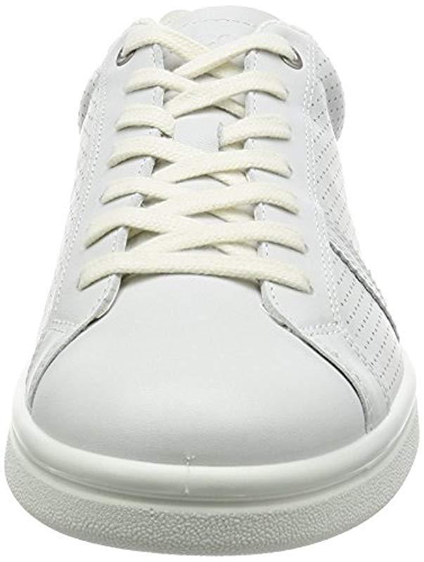 Kallum Premium Fashion Sneaker in White