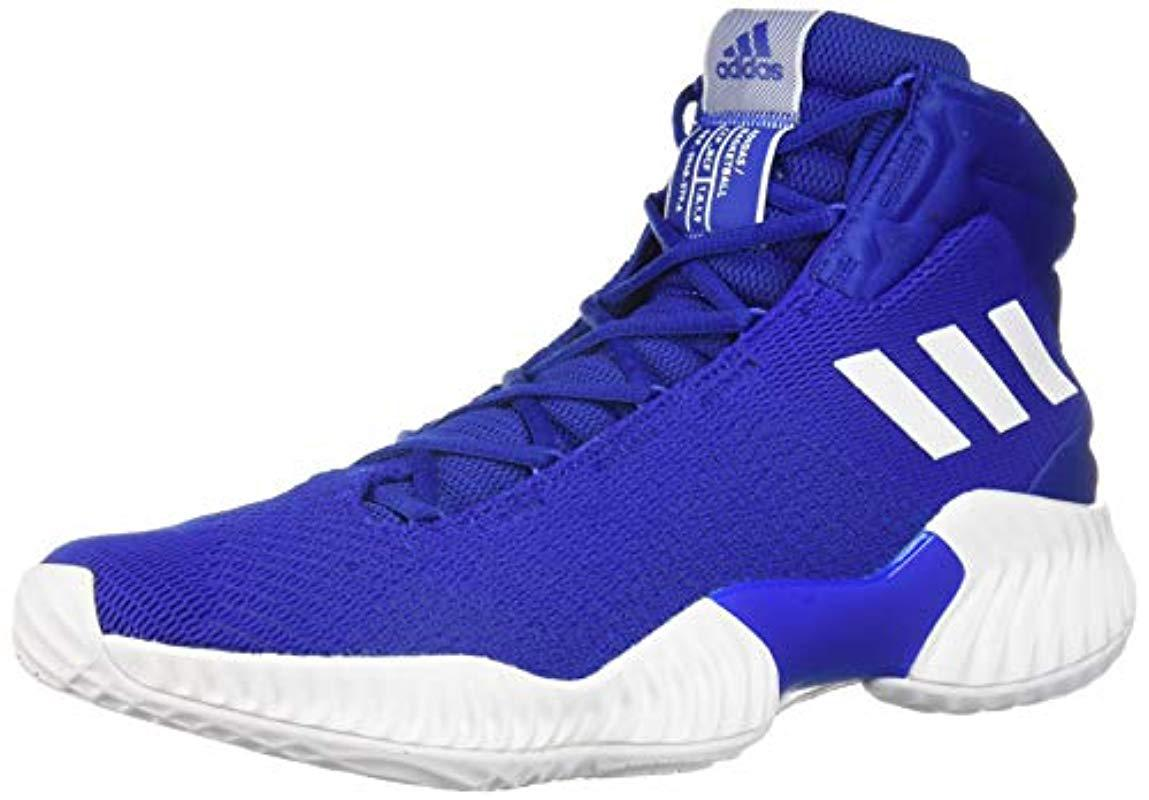 85e3dac723c20 Men's Blue Pro Bounce 2018 Basketball Shoe