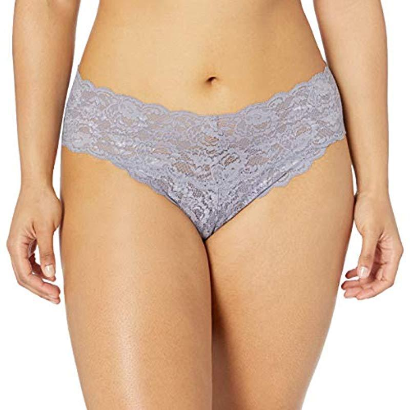 b446f22918a Cosabella. Women s Plus Size Say Never Extended Cutie Lowrider Thong