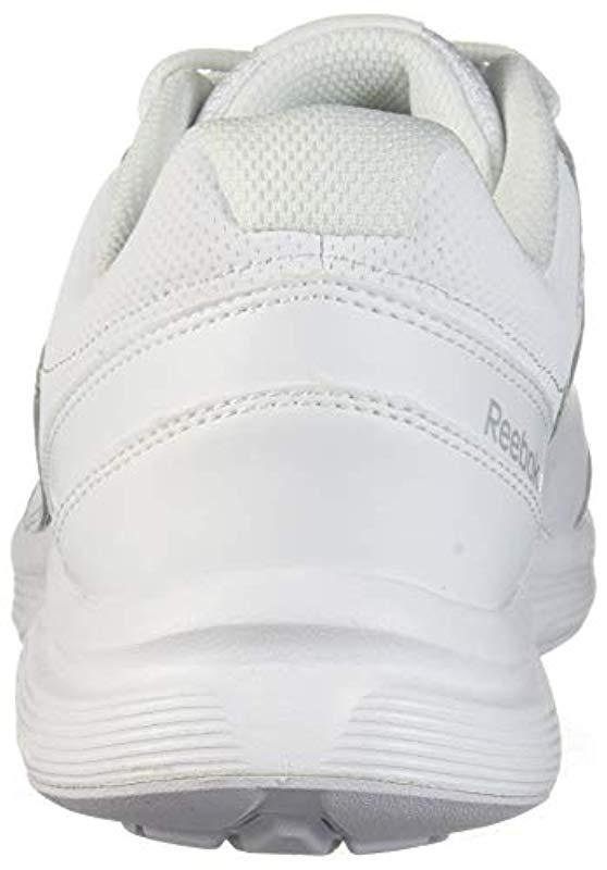 fbc74db0bc0 Reebok - Black Walk Ultra 6 Dmx Max Walking Shoe for Men - Lyst. View  fullscreen
