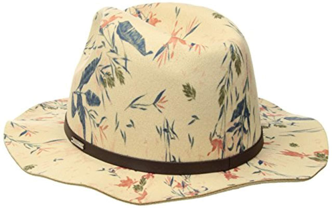 ... Tiny Garden Fedora Hat - Lyst. View fullscreen cb3ad064c4b