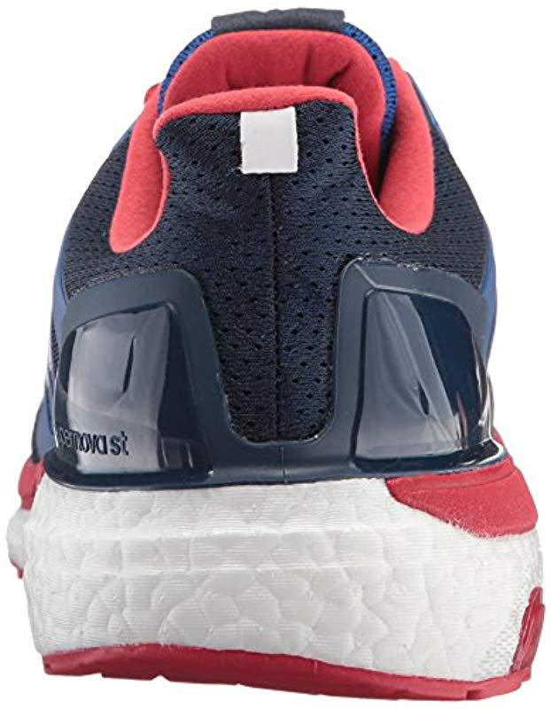 premium selection aef24 d34e1 Lyst - adidas Supernova St M Running Shoe in Blue for Men - Save 51%