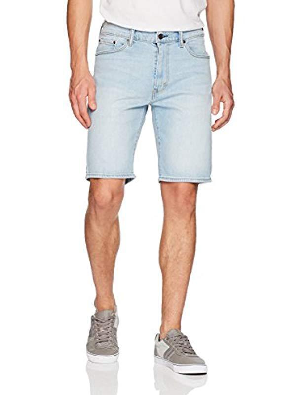 dd04d192 Lyst - Levi's 505 Regular Fit Short in Blue for Men - Save 60%