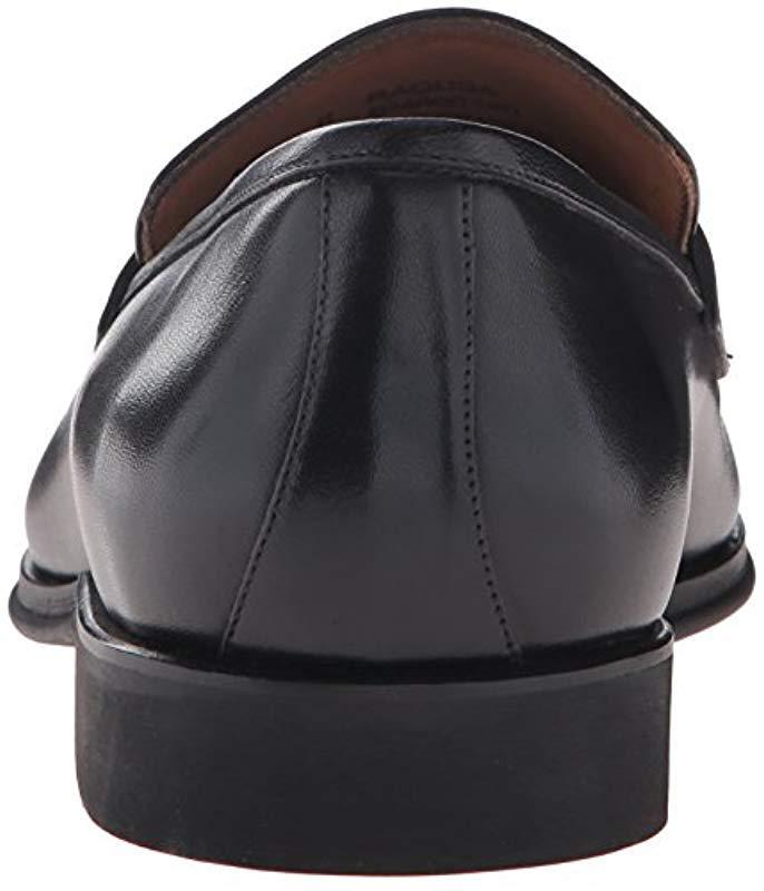 e6528f5089e Bruno Magli - Black Ragusa Penny Loafer for Men - Lyst. View fullscreen
