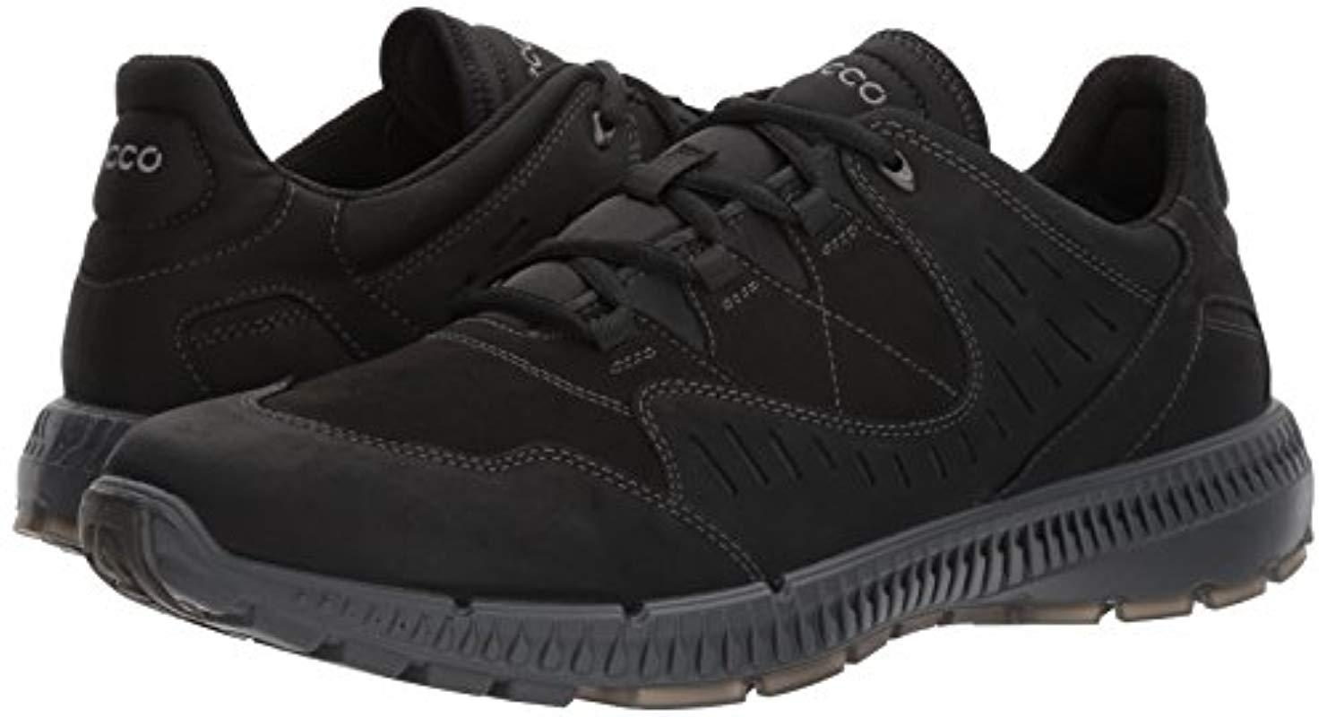Ecco Leather Terrawalk Hiking Shoe in
