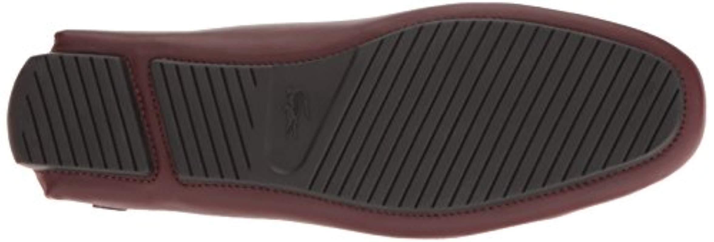 62da4c2a9c768b Lacoste - Brown Piloter 117 1 Formal Shoe Fashion Sneaker for Men - Lyst.  View fullscreen