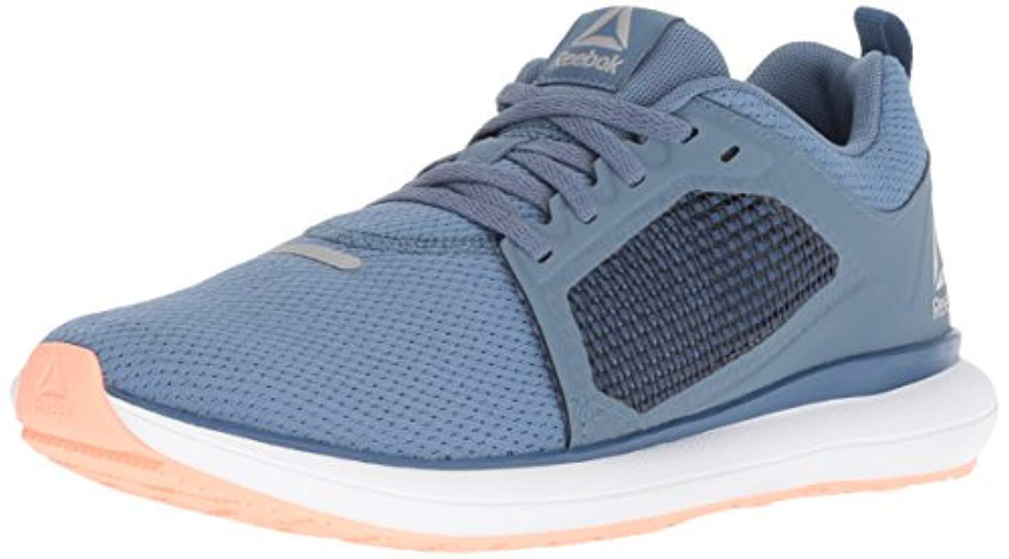 Lyst - Reebok Driftium Ride Running Shoe in Blue - Save 20% bdc2c2bc9