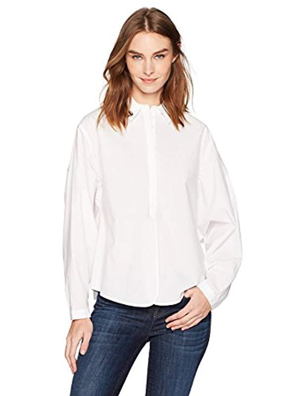 a4cbe9082e361a Lyst - Joie Anjanique B in White - Save 27%