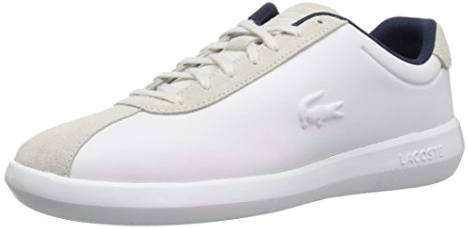 magasin d'usine a7bd8 c16df Men's White Avance Sneaker