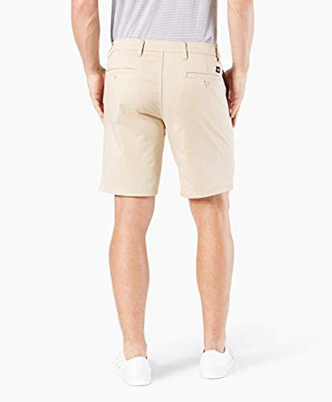 f64e7f30e3 Lyst - Dockers Big And Tall Big   Tall Original Short in Natural for Men
