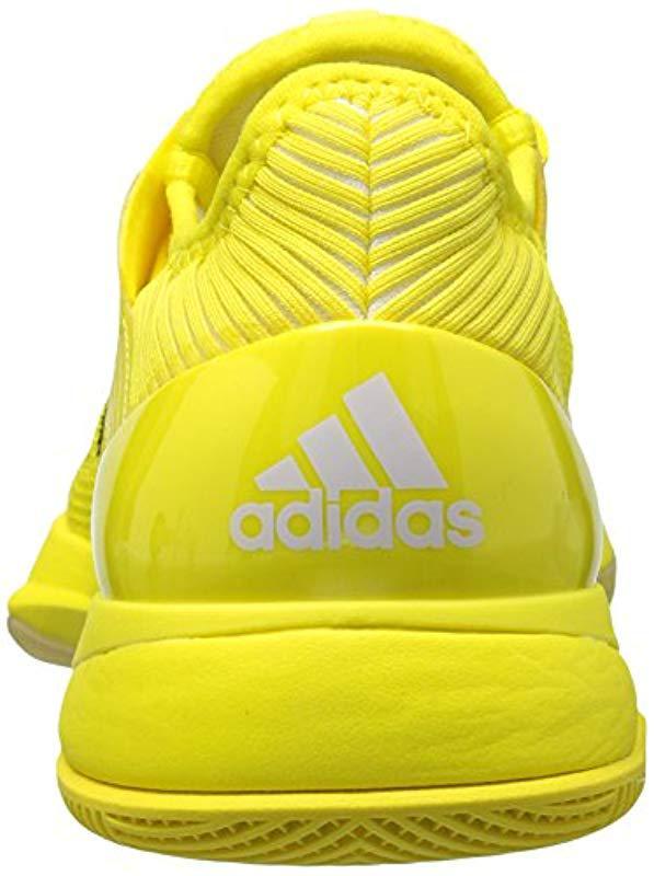 Adidas Adizero Ubersonic 3 Parley Women's Tennis Shoes