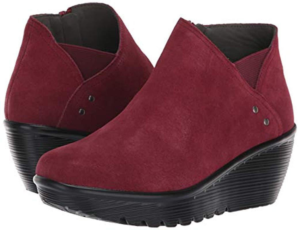 Parallel Ditto Wedge Boot Shoes