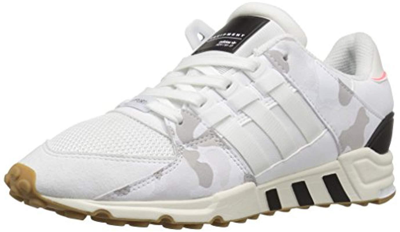 promo code 08bef 2a197 adidas Originals. Mens White Eqt Support Rf Fashion Sneaker