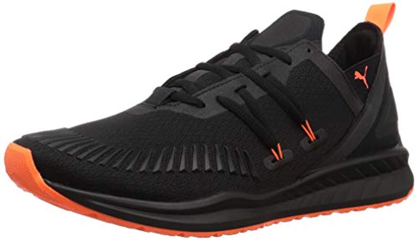 fbca564d2ac Lyst - PUMA Ignite Ronin Sneaker in Black for Men - Save 31%