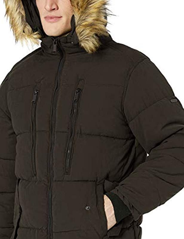 Rocawear Mens Bubble Jacket