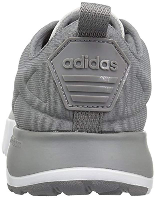 finest selection bb5db db451 Lyst - adidas Neo Cf Super Racer Running-shoes in Gray for Men - Save 33%