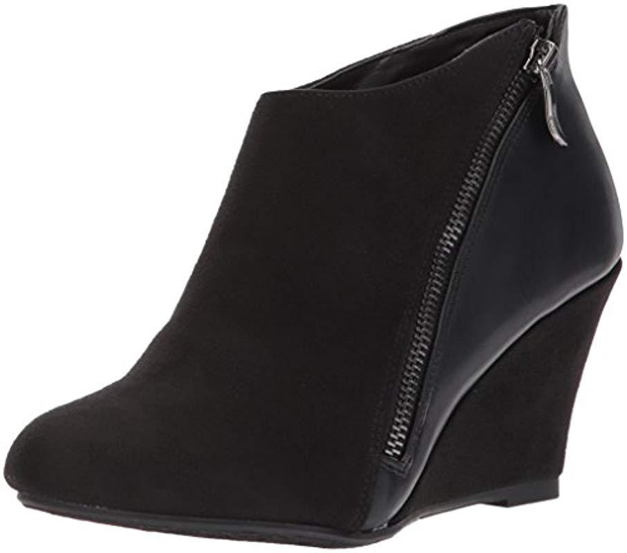 bf359d3480c Lyst - CL By Chinese Laundry Viola Ankle Bootie in Black