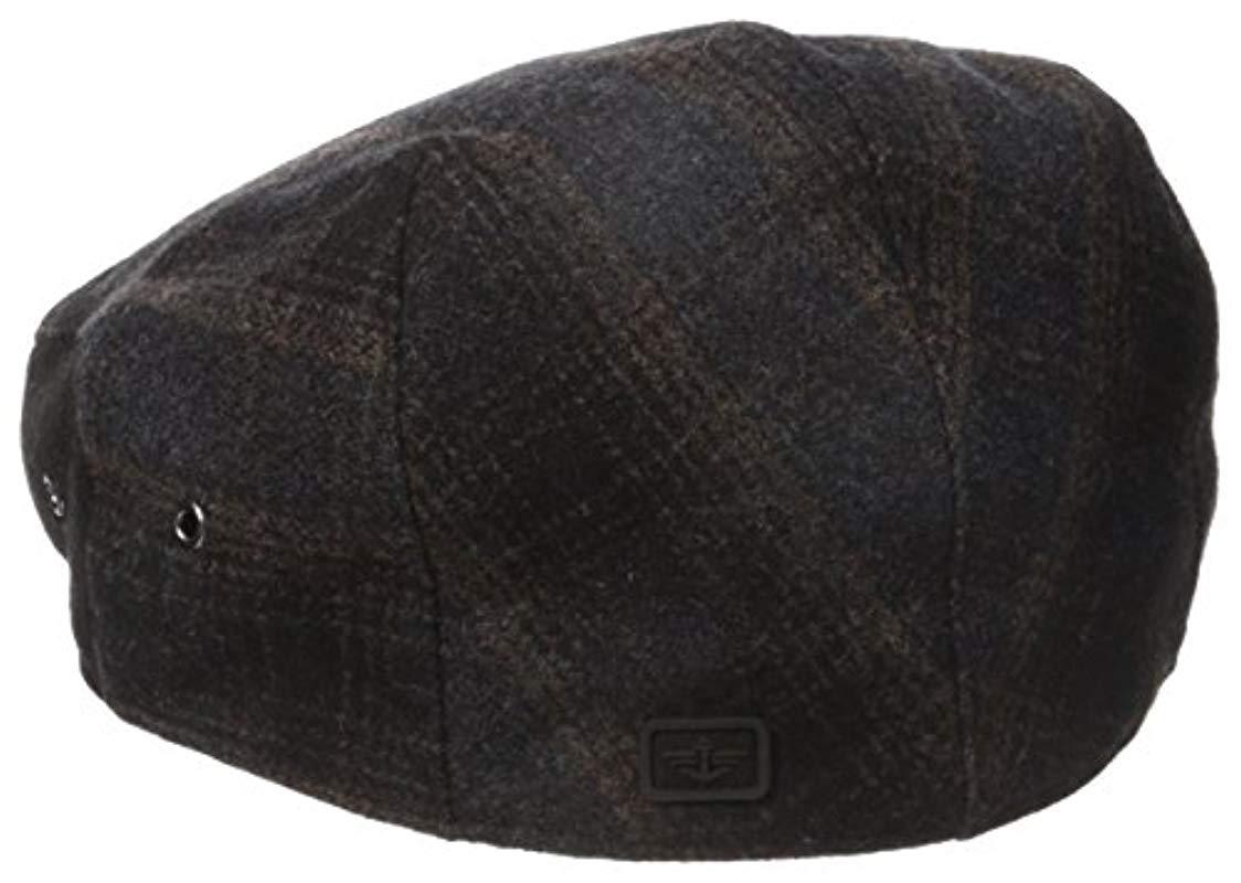 4ef54501f22 Lyst - Dockers Ivy Newsboy Hat