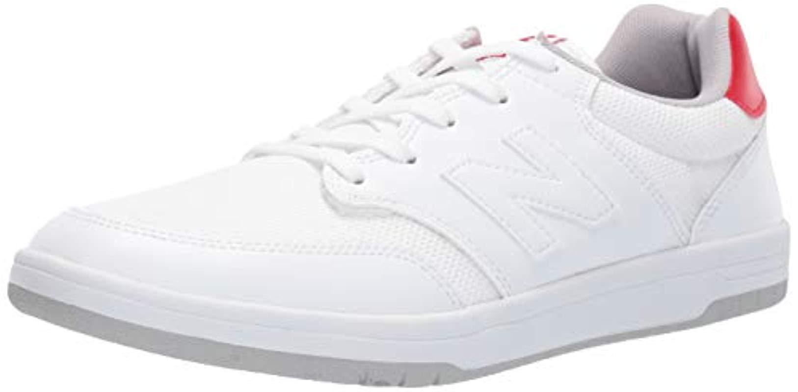 Untado Cabecear Hacer las tareas domésticas  New Balance Am425 Shoes - White/red for Men - Lyst
