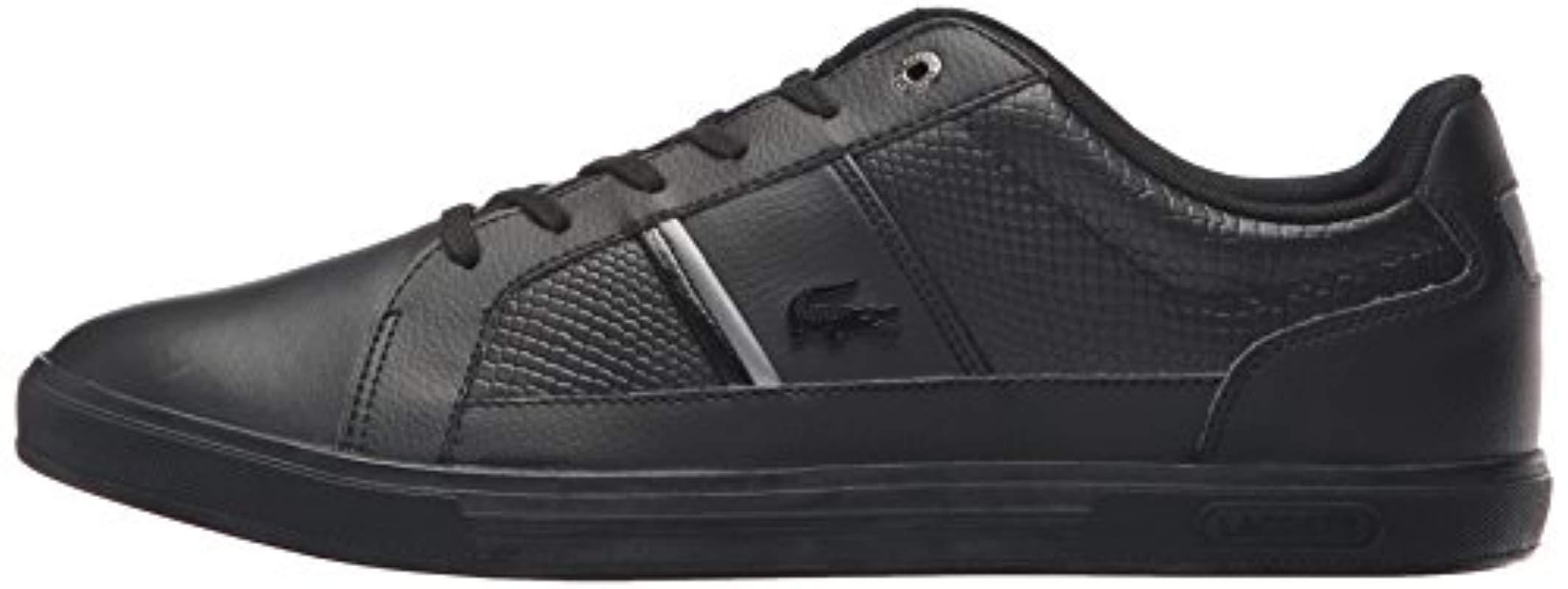 Lacoste Mens Europa 417 1 Sneaker