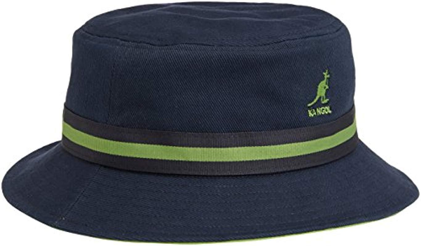 Lyst - Kangol  s Striped Lahinch Updated Version Of The Classic ... aa5ccce54e76