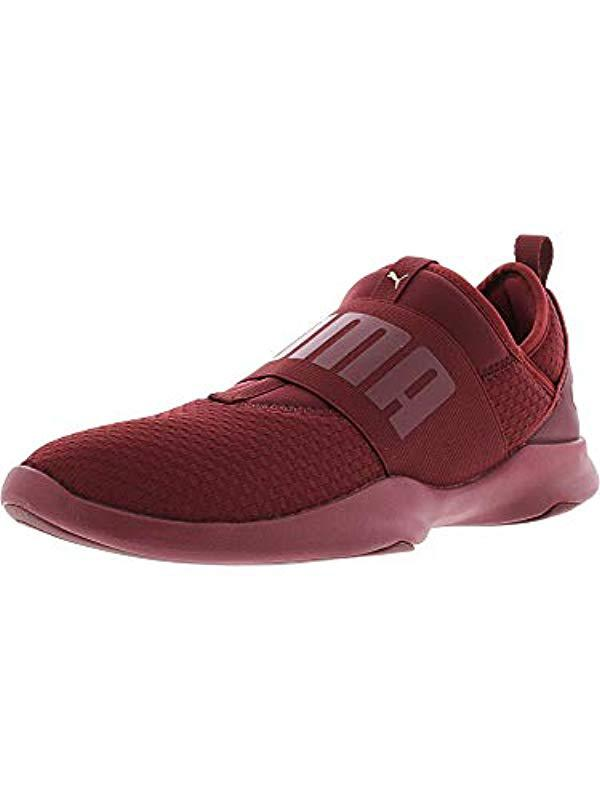 PUMA Synthetic Dare Wns Sneaker in Red - Lyst