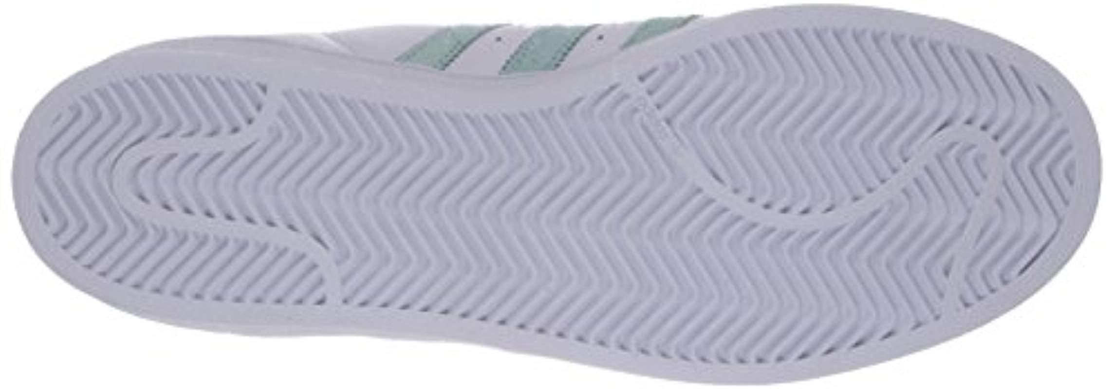 0ce54d2352c Lyst - adidas Originals Superstar W Sneaker