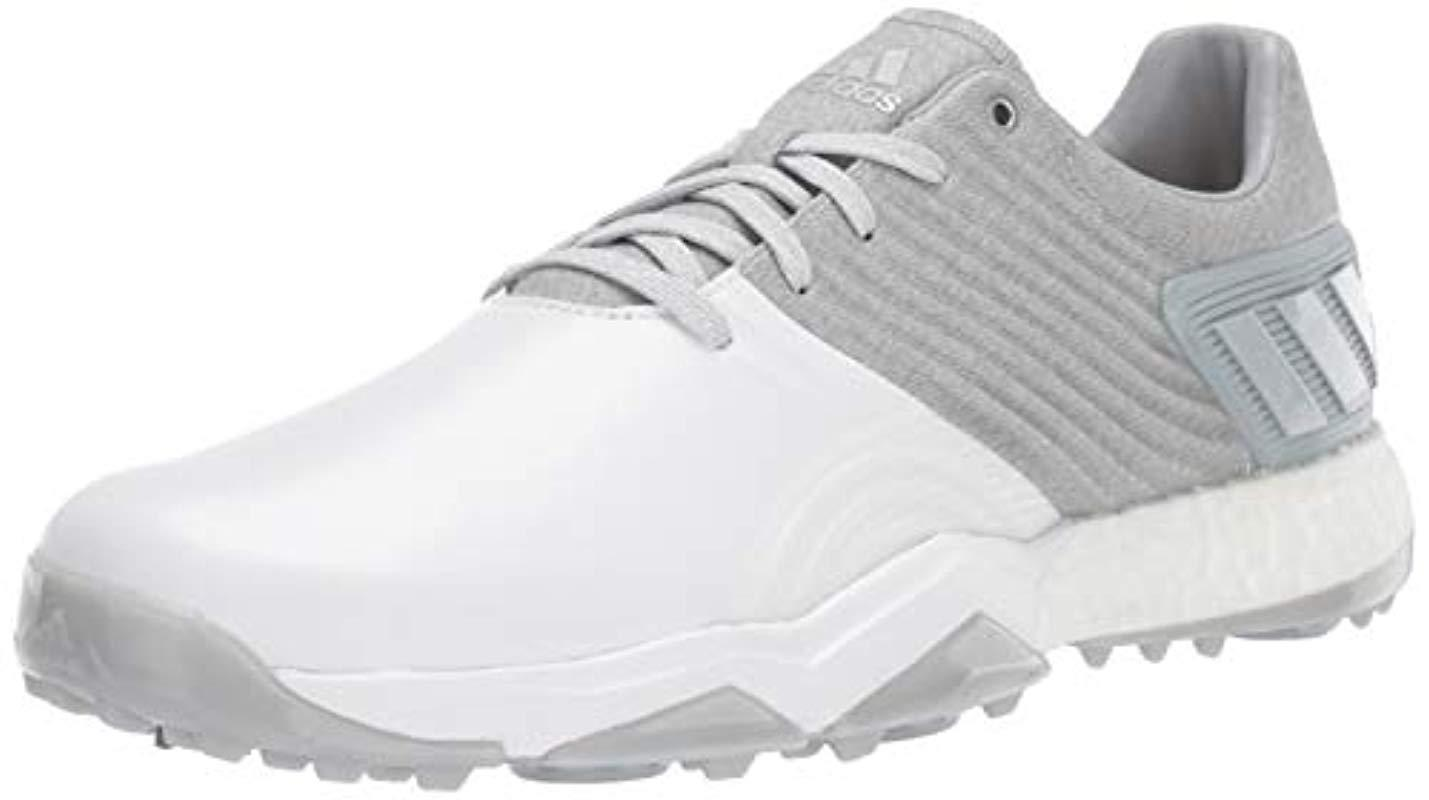 1d5a0f16fb3 Lyst - adidas Adipower 4orged Golf Shoe in Metallic for Men