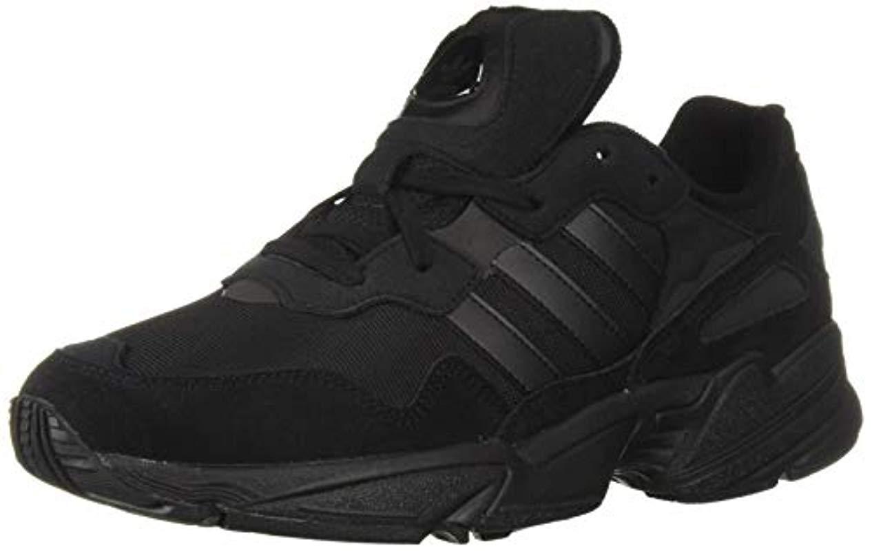 reputable site 56dc2 305a3 adidas Originals. Men s Black Yung-96