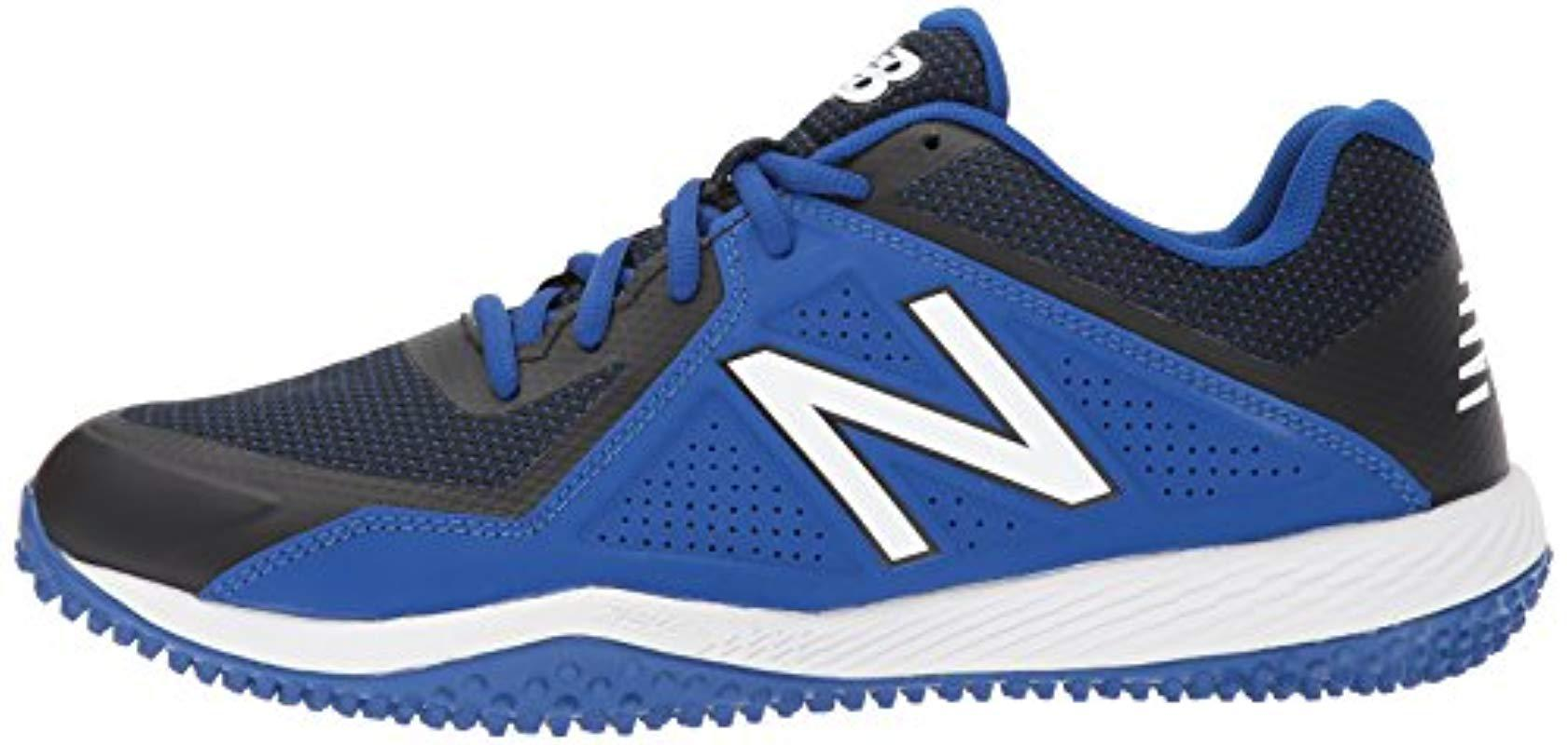 T4040v4 Turf Baseball Shoe in Black