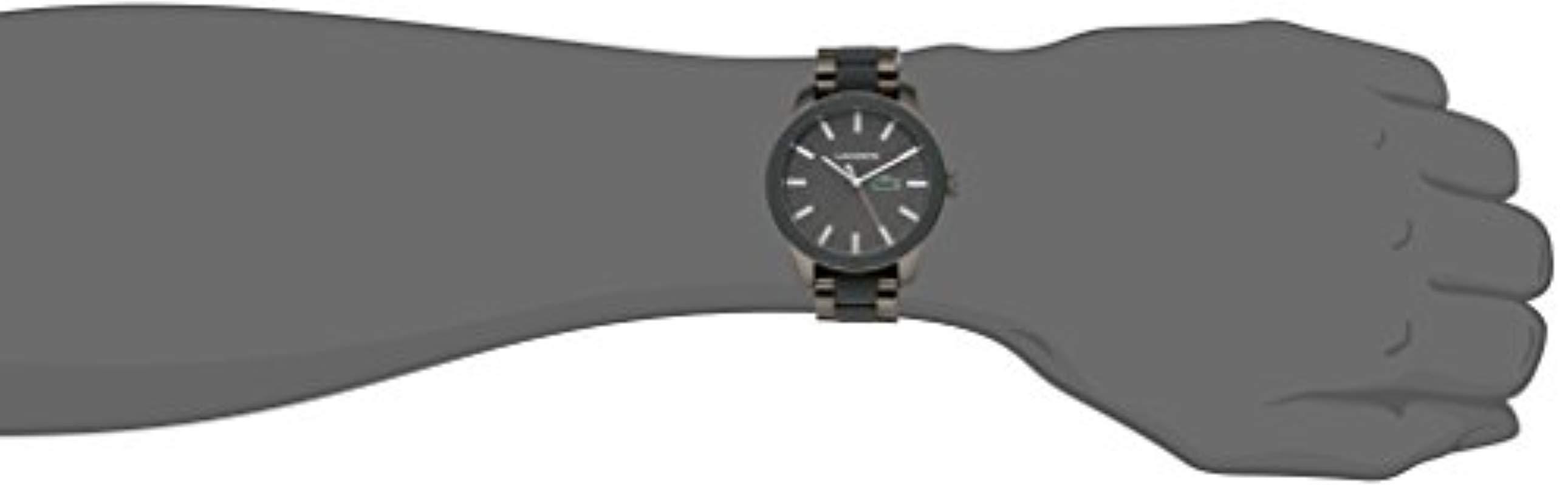 Lacoste - Gray S 2010923 - .12.12 for Men - Lyst. View fullscreen