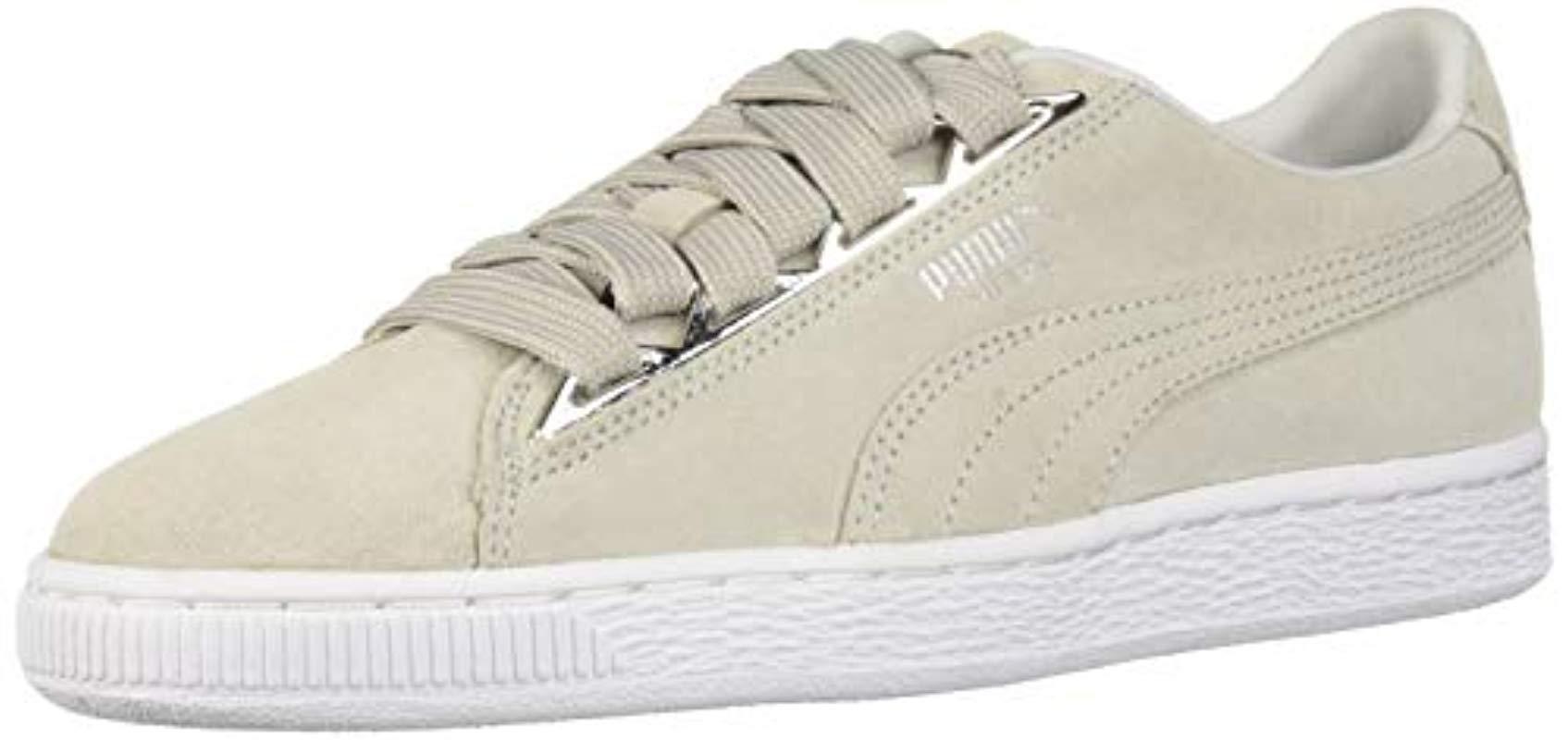 best service 7cd0a 9028a Women's Gray Suede Jewel Wn's Sneaker