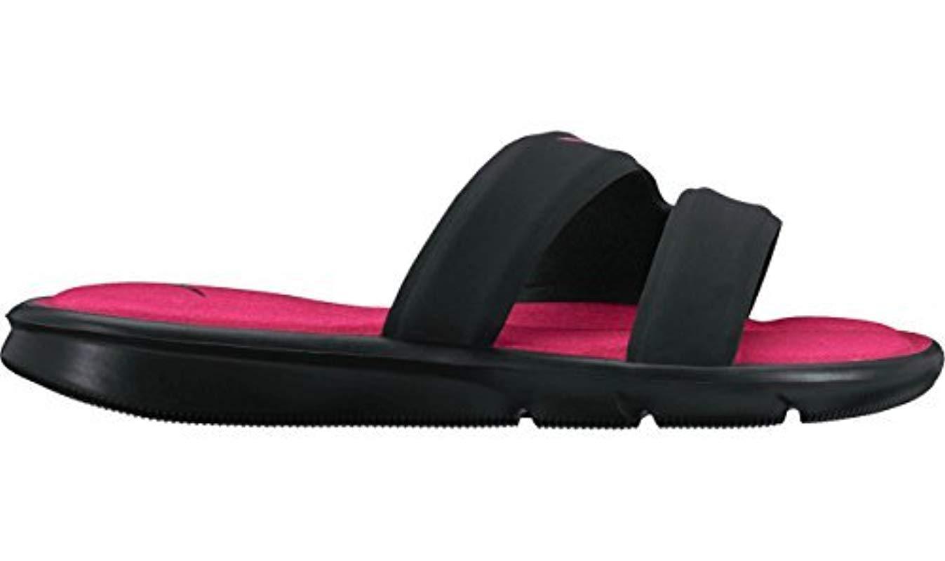 c1cfffbff Lyst - Nike Ultra Comfort Slide Sandal in Black