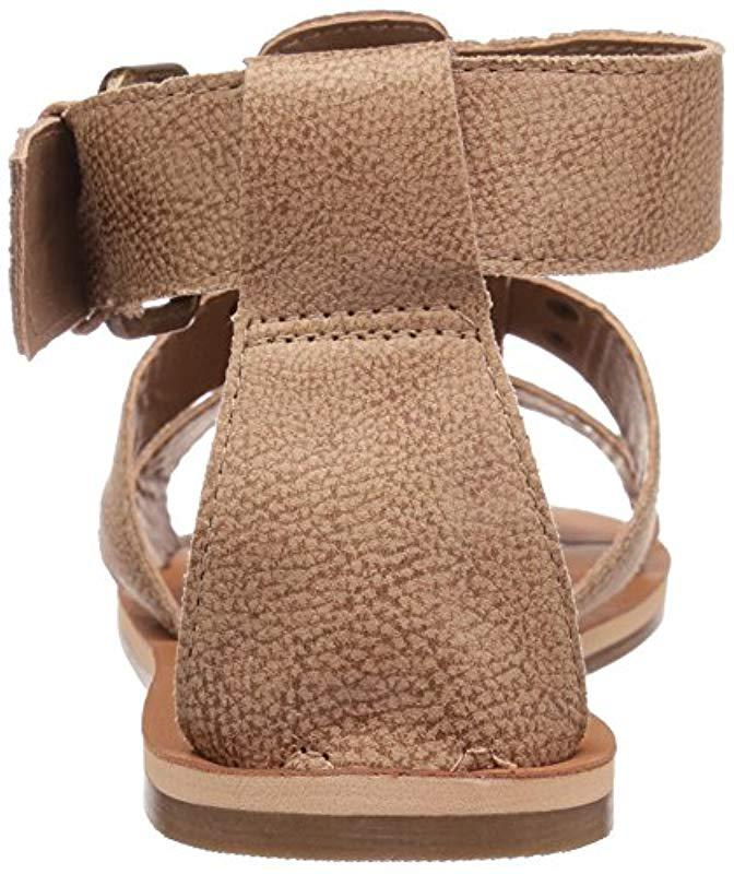 9c4a8c8d1f16 Lyst - Billabong Canyon Gladiator Sandal in Brown - Save 18%