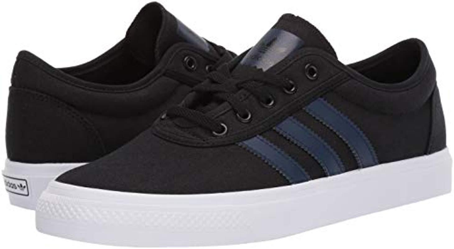 adidas Originals Suede Adi-ease, Black