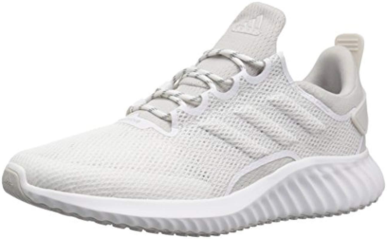 649364e21f36 Men's White Alphabounce Cr Cc Running Shoe