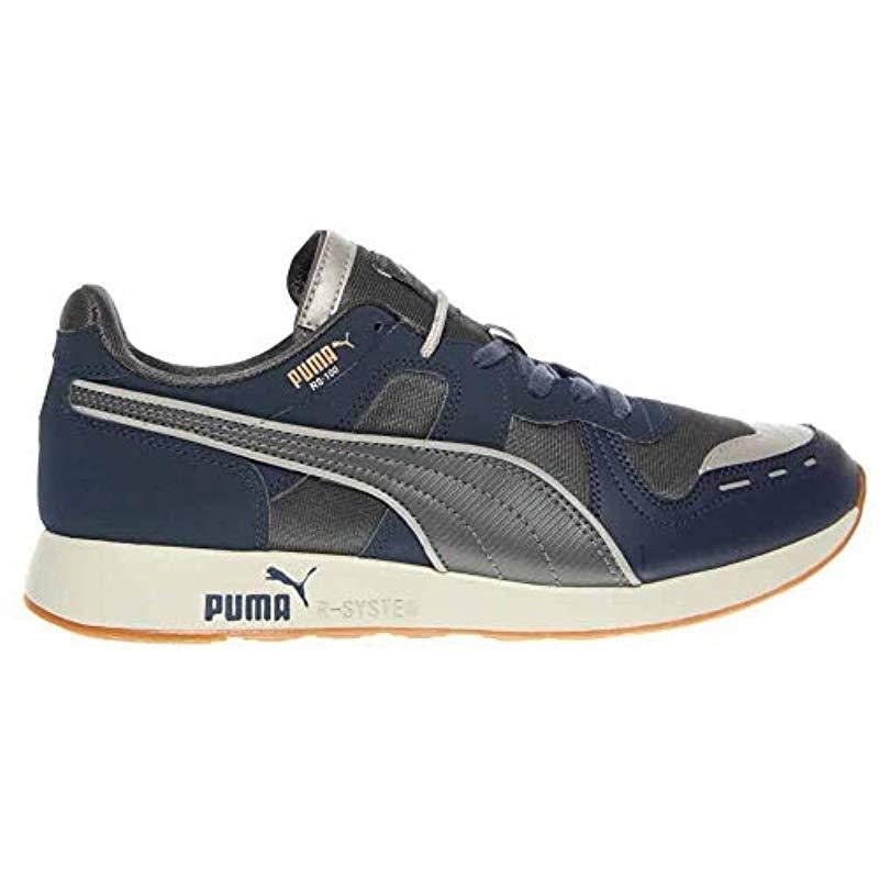 1a27d802c83675 PUMA - Blue Rs 100 Aw Fashion Sneaker for Men - Lyst. View fullscreen